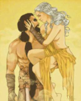 Khaleesi And I