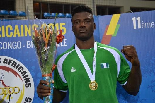 A Nigerian Champion